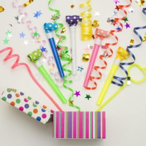 Noisemakers / Streamers