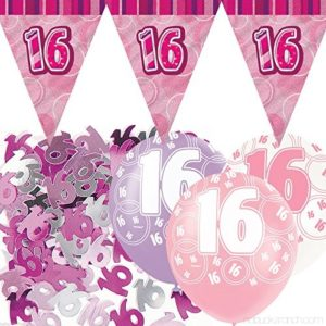 Glitz Pink Party Products