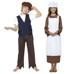 Colonial Day Costumes